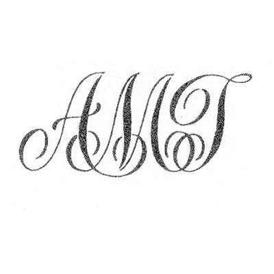 engraving typestyle 4