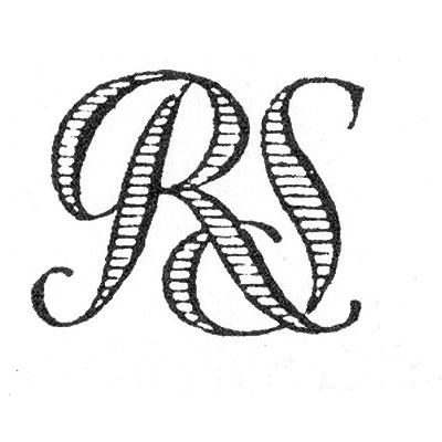engraving typestyle 5