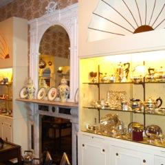 mark parkhouse shop interior