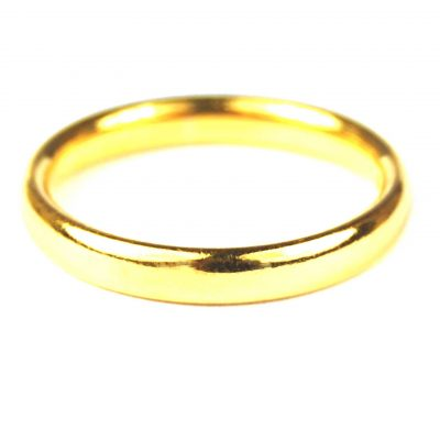 18 Carat Gold Wedding Ring