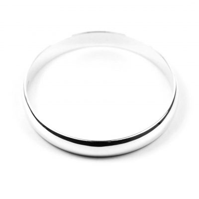 Sterling Silver 8mm Bangle