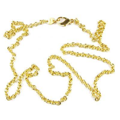 Bulgari 18 Carat Yellow Gold Chain