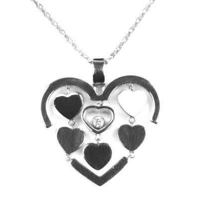 Chopard Happy Diamonds Happy Amore Pendant